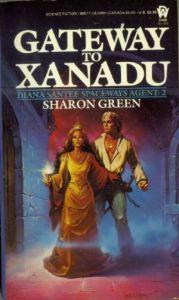My favorite book Gateway to Xanadu by Sharon Green